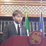 Paolo Picchi speech at the Italian Senate