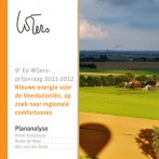 Plan Analysis Eo Wijers Regional Design Competition published