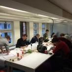 Kick-off Noordzeekanaal BSc thesis studio on renewable energy