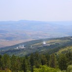 Visit geothermal energy landscape in central Italy